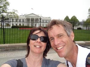 78- selfie White House